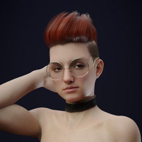 Thumbnail image for Rachel Casich [Cyberpunk 2077]