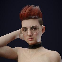 Rachel Casich [Cyberpunk 2077]