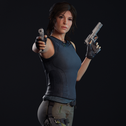 Thumbnail image for Lara Croft  [Shadow of the Tomb Raider]