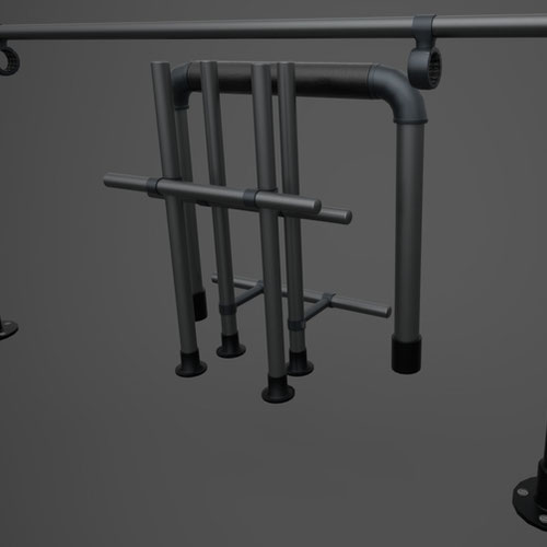 Thumbnail image for BDSM Restraining Stands
