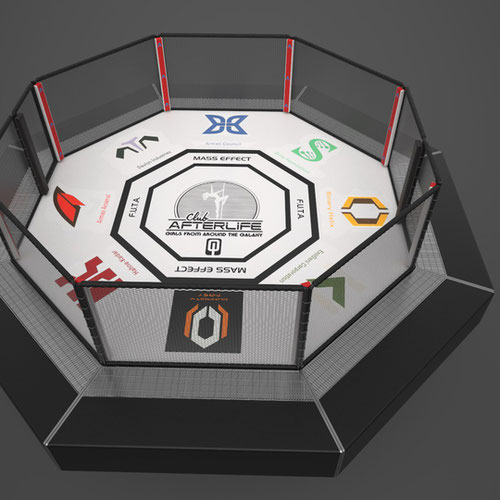 Thumbnail image for Mass Effect Fighting Arenas