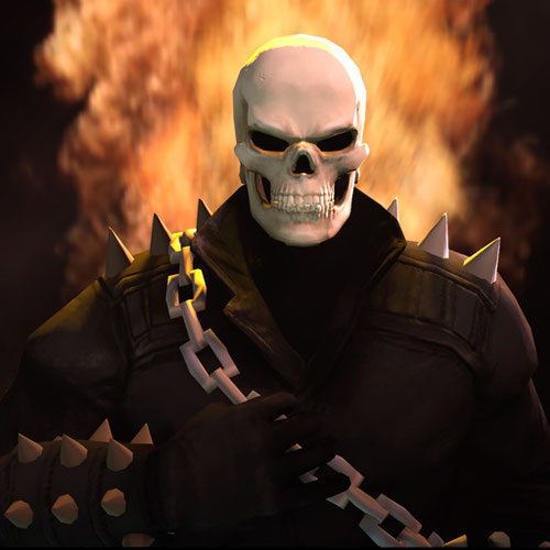 Thumbnail image for (TIO BILL DE CHERNOBYL) Ghost Rider (Marvel Heroes)