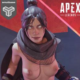 Wraith | Apex Legends | Memz