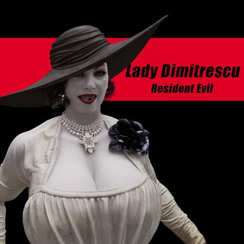 Thumbnail image for Lady Alcina Dimitrescu