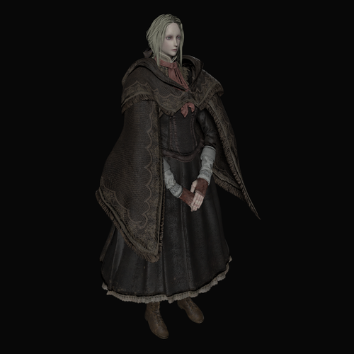 Thumbnail image for The Doll (Bloodborne)