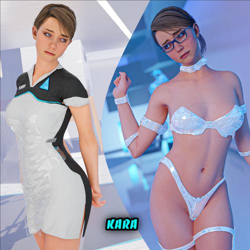 Thumbnail image for Kara: Detroit Become Human