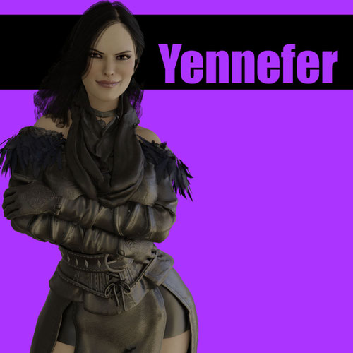 Thumbnail image for Yennefer