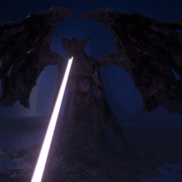 Darkeater Midir male/female (Dark souls 3)