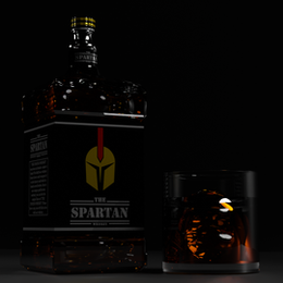 THE SPARTAN WHISKEY