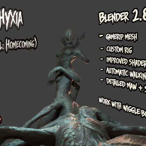 Thumbnail image for Asphyxia (Silent Hill Homecoming)