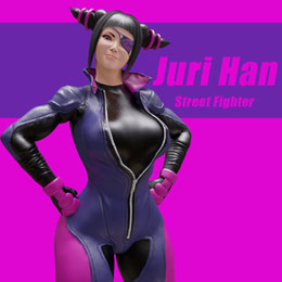 Juri Han (Street Fighter)