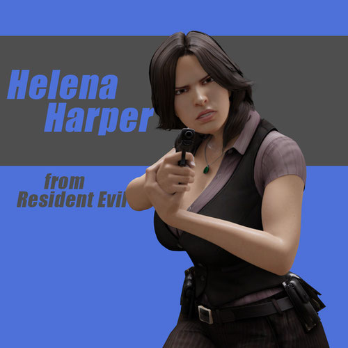 Thumbnail image for Helena Harper (Resident Evil)