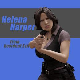 Helena Harper (Resident Evil)