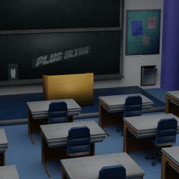 My Hero Academia Classroom