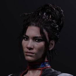 Panam Palmer [Cyberpunk 2077]