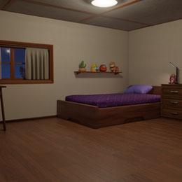 Night Bed Room