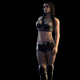 Paige - WWE2K17