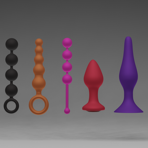 Thumbnail image for Silicone sex toys