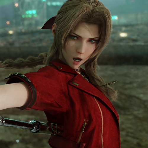 Thumbnail image for Final Fantasy 7 Remake - Aerith