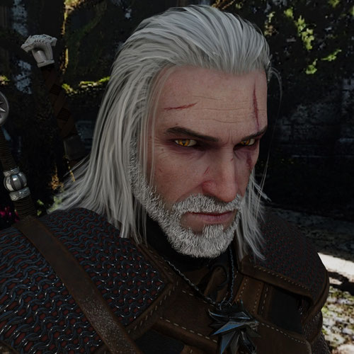 Thumbnail image for The Witcher 3 - Geralt of Rivia