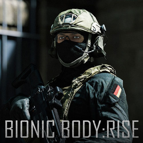 Thumbnail image for Bionic body:Rise - GSG-9 Operators