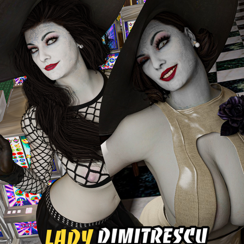 Thumbnail image for Resident Evil Lady Dimitrescu