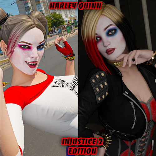 Thumbnail image for Harley Quinn Injustice Edition