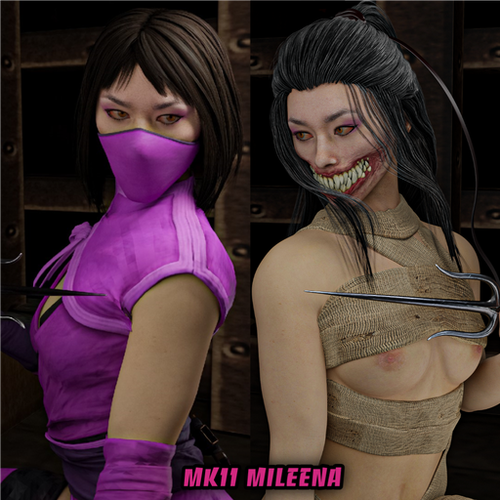 Thumbnail image for MK11 Mileena