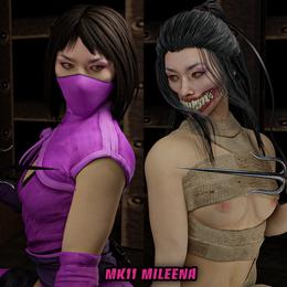 MK11 Mileena