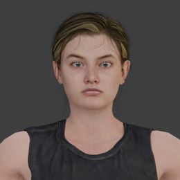 Abby Anderson - The Last of Us Part 2