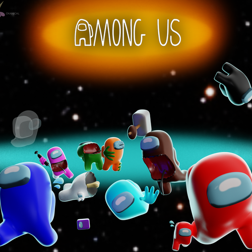Thumbnail image for Among Us Model Package