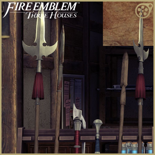 Thumbnail image for FE3H - Armory