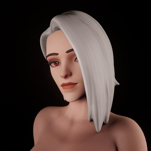 Thumbnail image for Arho's OW models: Ashe v1.3