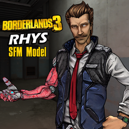 Borderlands 3: Rhys Strongfork