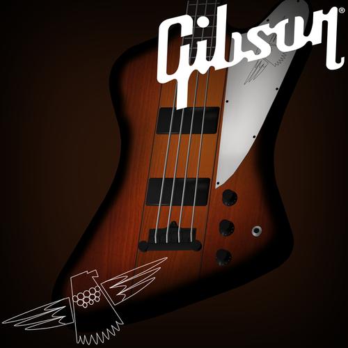 Thumbnail image for SFM - Gibson Thunderbird Bass