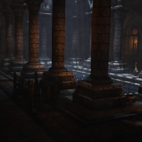 Thumbnail image for The Witcher 3 - Novigrad Bathhouse