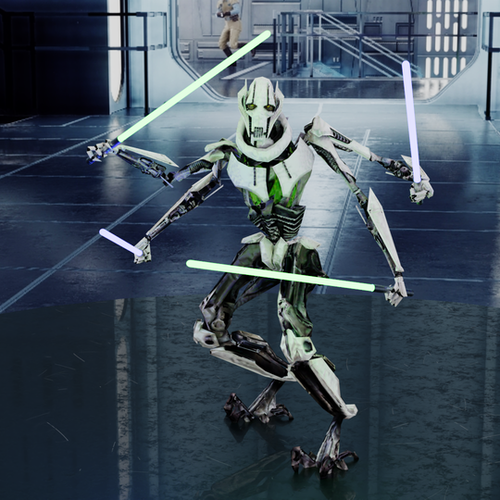 Thumbnail image for [Star Wars Battlefront 3] General Grievous