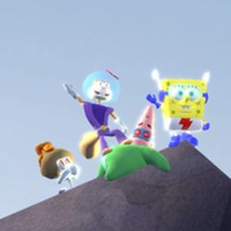(Nightbane) SpongeBob SquarePants - International Justice League of Super Acquaintances