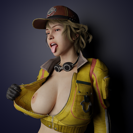 Cindy Aurum [FFXV/Custom]