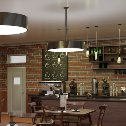 Thumbnail image for Digitallabs3d's Coffee Shop for Blender 2.9 +