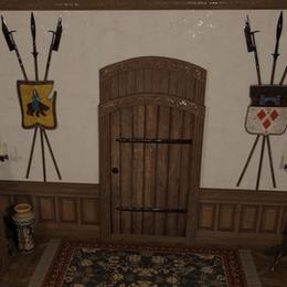 Corvo Bianco from Witcher 3