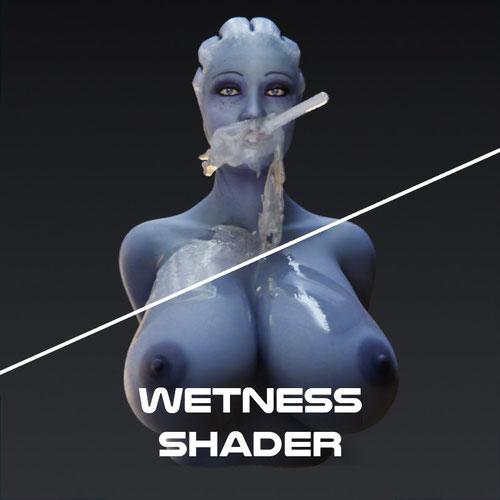 Thumbnail image for Wetness Shader