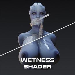 Wetness Shader