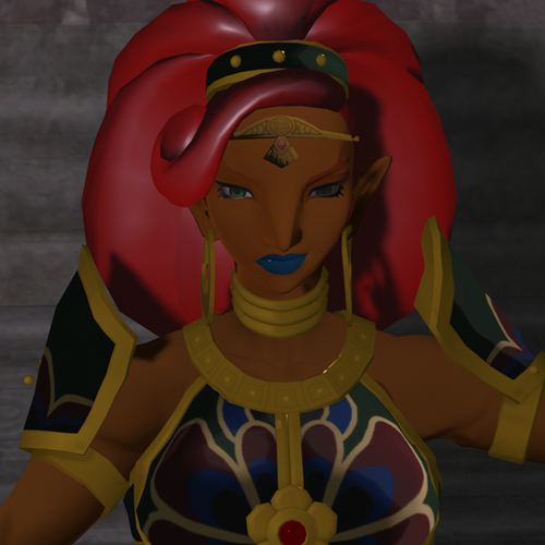 Thumbnail image for Urbosa Breath of the Wild v0.4 SFMport