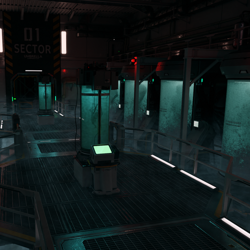 Thumbnail image for RE3 | Culture Tank Room