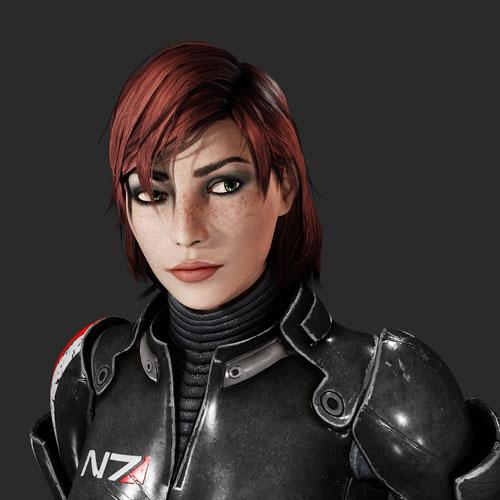 Thumbnail image for Mass Effect - Femshep
