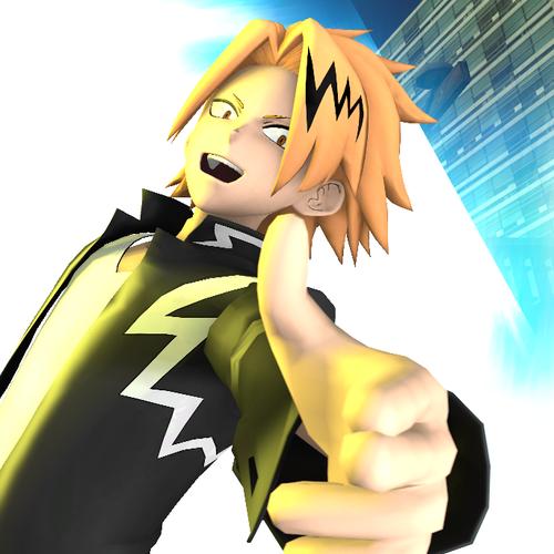 Thumbnail image for My Hero Academia: Denki Kaminari pack
