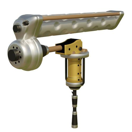 Thumbnail image for Splatoon 2 - Dynamo Roller
