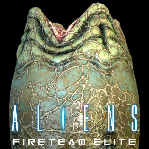 Thumbnail image for Xenomorph Egg and Facehugger - Aliens: Fireteam Elite
