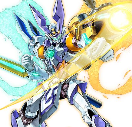 Thumbnail image for Digimon - Omedamon (+Metabee & Rokusho)